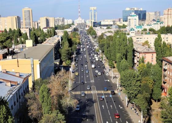 Общественность Воронежа: наш город может гордиться дорогами!