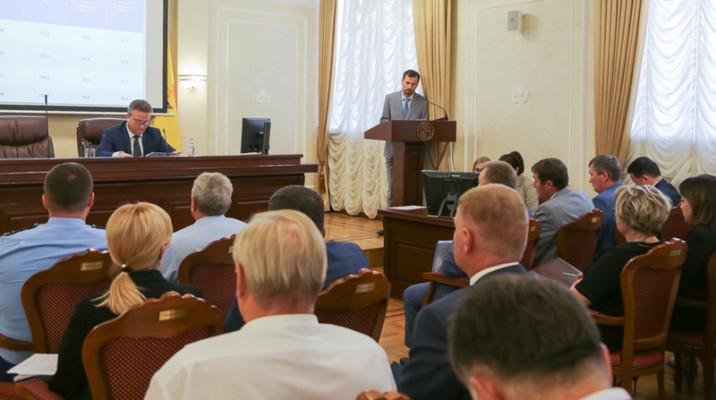 В Воронеже проанализируют работы по программам и национальным проектам