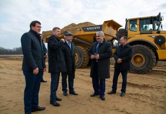 В Воронежской области подвели итоги первого года реализации дорожного нацпроекта