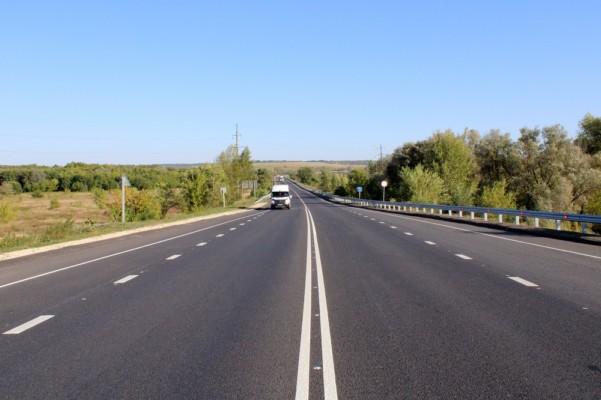 Дорожные работы в Воронежской области завершены