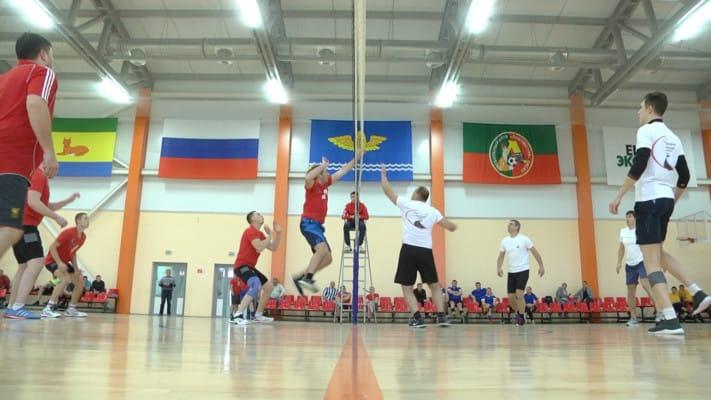 Приглашаем на турнир по волейболу